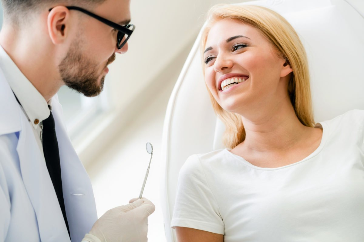 Dentist & Patient